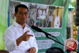Mentan Lepas Ekspor Jagung Gorontalo ke Filipina