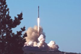 Ukraina uji coba sistem rudal AS