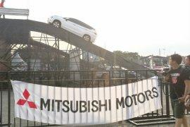 Mitsubishi tuai 2.644 surat pemesanan kendaraan di IIMS 2018