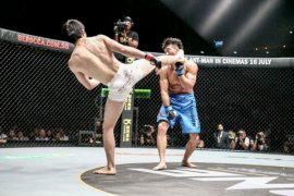Indonesia Jadi Pasar Baru Kejuaraan MMA Internasional