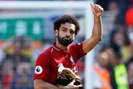 Mohamed Salah tidak diizinkan bela Mesir di Olimpiade Tokyo