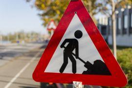 Perbaikan jalan nasional di Penajam baru berjalan 3,4 persen