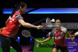 Korsel dan China ke Semifinal Piala Uber