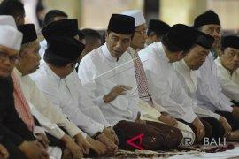 """Presiden Jokowi ucapkan """"Marhaban yaa Ramadhan"""""""