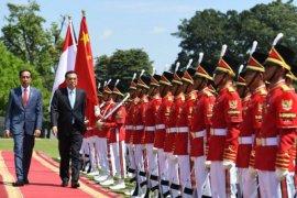 Indonesia-Tiongkok teken dua MoU koridor ekonomi dan infrastruktur