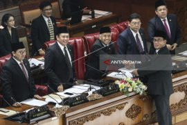DPR Passes Into Law The Bill On Terrorism