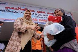 Bupati Muarojambi apresiasi bazar Ramadhan Pelindo