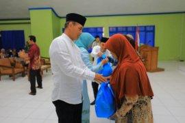 Pemkot Madiun Salurkan 1.500 Bantuan Paket Sembako