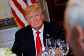 Trump kembali curigai aktivitas Google, Facebook dan Twitter