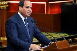 Sisi:  Mesir tak terima apapun yang bertentangan keinginan Palestina