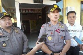 Polres Bangka Tengah akan jaga ketat surat suara pemilu