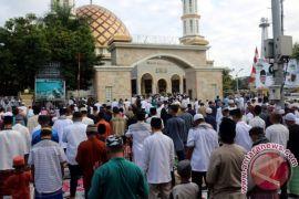 Masjid di Ambon gelar shalat Idul Fitri 1441 H dengan protokol kesehatan