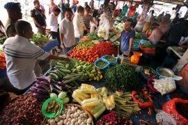 Pemkab Bangka Tengah gelar pasar sembako murah