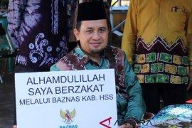 Gerakan HSS Berzakat dengan Keteladanan Pemimpin Muslim