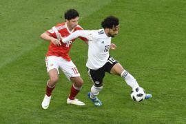 Piala Dunia - Rusia Berada Di Ambang Putaran Kedua Setelah Taklukan Mesir