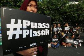 Aksi Tolak Sampah Plastik CFD
