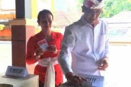 Tokoh Puri Klungkung berharap pilkada damai (video)