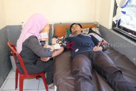 PMI Rejang Lebong bentuk kampung donor darah