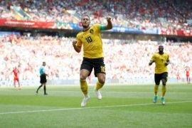 Belgia lolos ke 16 besar usai libas Tunisia 5-2