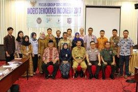 Pemprov Lampung Menyusun Indeks Demokrasi Indonesia