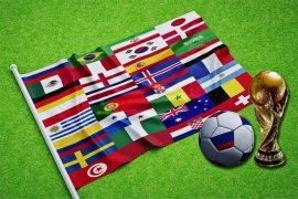 Inggris - Kolombia imbang 0-0 pada babak pertama