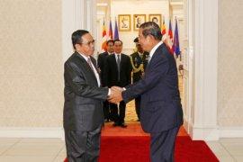PM Kamboja Hun Sen: Indonesia negara besar dan sahabat lama