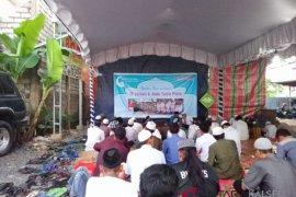 Lanal Lhokseumawe santuni anak yatim Aceh Utara