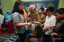 PFI Beri Santunan dan Paket Sembako Untuk Tuna Netra