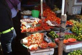 Harga cabai rawit dan bawang di Ambon naik