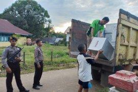 KPU Singkawang pastikan distribusi logistik tanpa hambatan