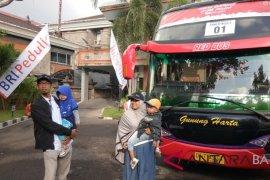 BRI Bali berangkatkan 1.076 pemudik