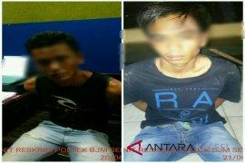 Polsekta Banjarmasin Selatan tangkap pelaku pemerkosaan dan Curas