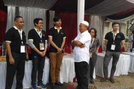 Perwakilan dari 17 negara mempelajari TPS 1 Bekasi Jawa Barat