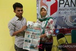 Ada temuan kertas suara 2013 di  Bekasi