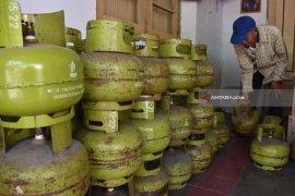 Konsumsi elpiji di Jatim dan Bali meningkat 5 persen selama tahun baru