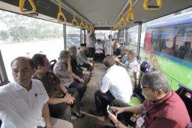 Pemkot Tangerang Luncurkan BRT Koridor Poris-Cibodas