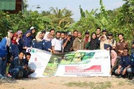 Mahasiswa IPB terapkan ilmu perkuliahan dengan terjun ke masyarakat desa