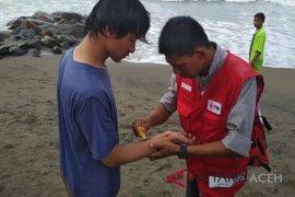 PMI Lhokseumawe siagakan relawan di pantai