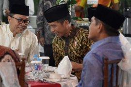 Presiden Buka Puasa Bersama MPR