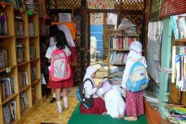Latun dirikan rumah baca bahari di Bengkulu