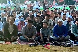 Khatib : junjung tinggi persatuan dan kesatuan bangsa (video)