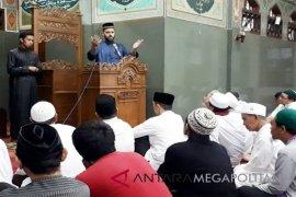 Masjid Nurul Falah Bogor Datangkan Imam Dari Palestina (Video)