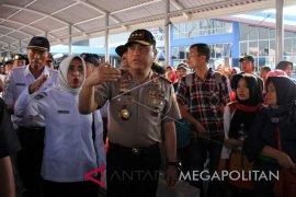 Mengamankan Arus Balik Lintas Sumatera