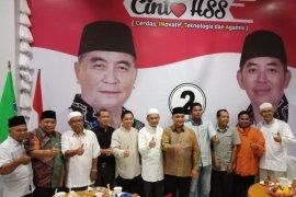 Video - Nanang Buya nyatakan dukung Achmad Fikry-Syamsuri Arsyad