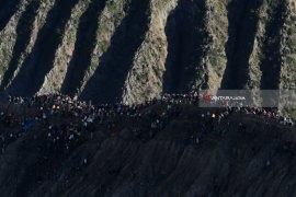Jumlah Wisatawan Ke Gunung Bromo Pada 2018 Meningkat