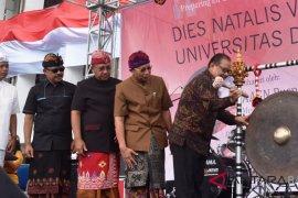 Menteri Puspayoga buka pameran budaya Undhira