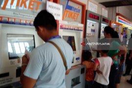 Daop Surabaya mulai buka pemesanan tiket arus balik lebaran