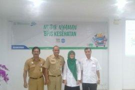 BPJS Kesehatan Denpasar buka posko mudik Lebaran
