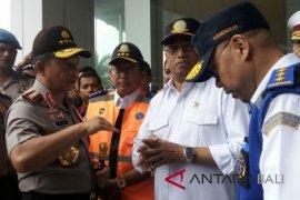 Kapolri, Panglima TNI, menteri bahas persiapan jelang Lebaran