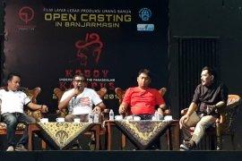 Film Koboy Kampus bakal angkat budaya Banjar